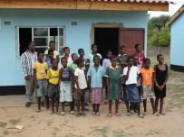 History- Children at School in Zimbabwe