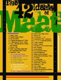 42 Ideals of Maat
