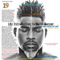 My Introduction to David Banner