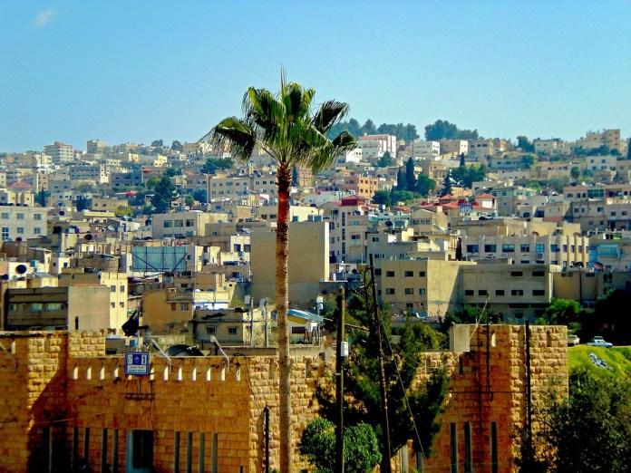 Amman, Capital of Jordan