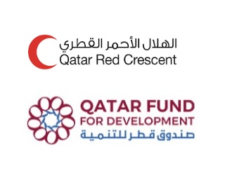 Qatar Red Crescent and Qatar Fund for Development