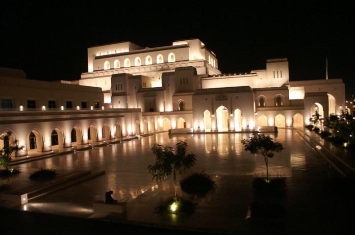 Opera House Muscat, Oman by Rettenberg