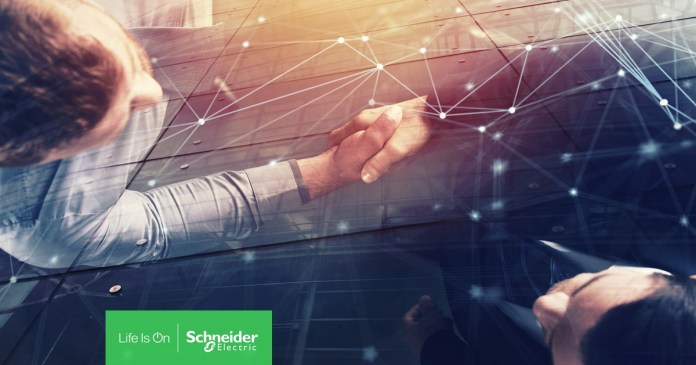 Partnership - Life Is On - Scneider Electric