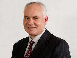 Darrel Orsmond,Financial Services Industry Head at SAP Africa