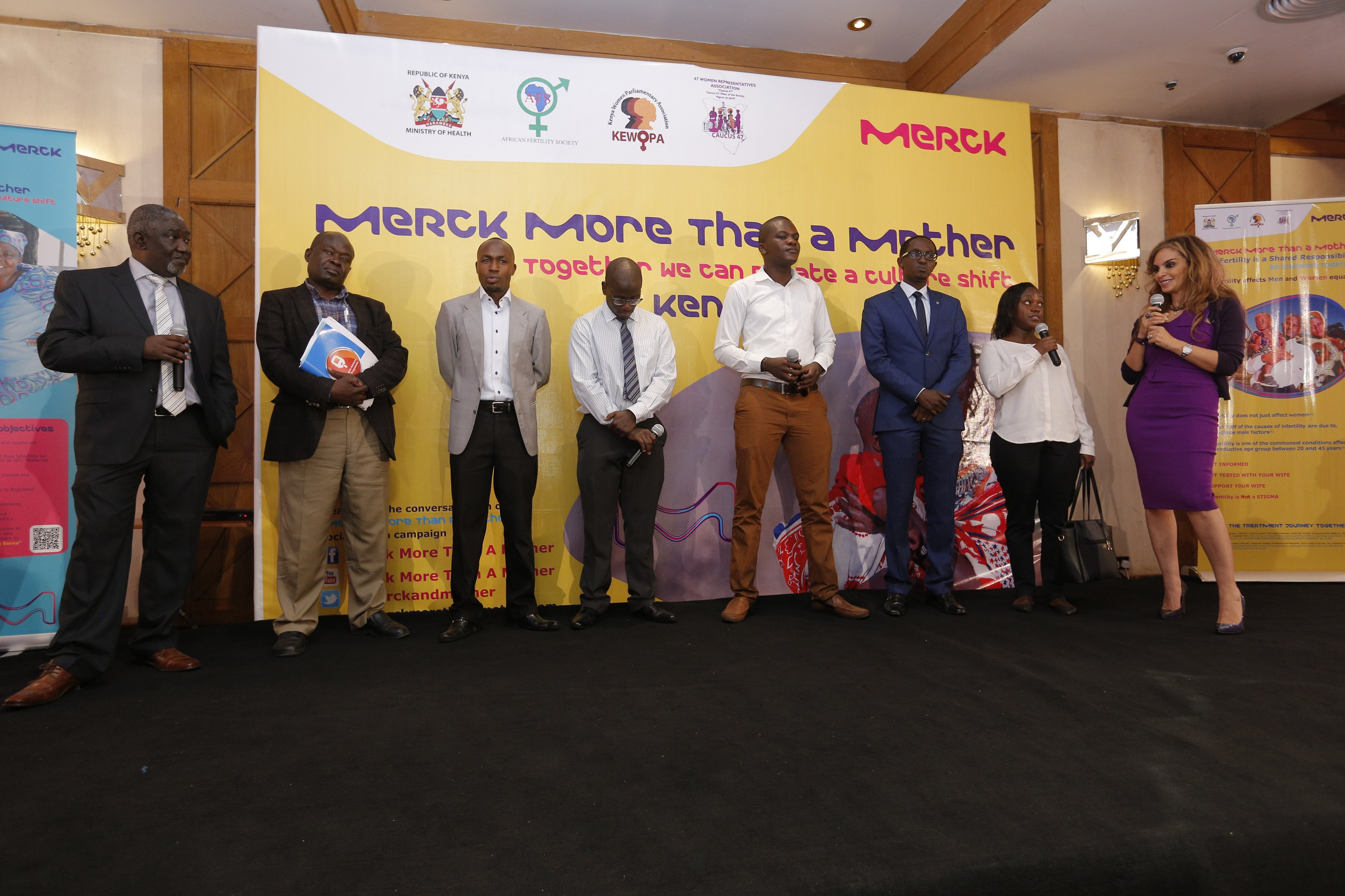 Meet the African Oncologists who Enrolled into Merck Africa