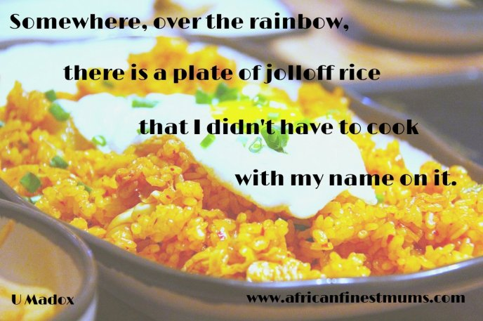 Motivational quotes for mums - food