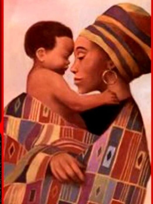 Africanfinestmums blog post - Mother's Day 2021