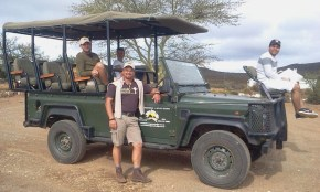 African Game Lodge - 37