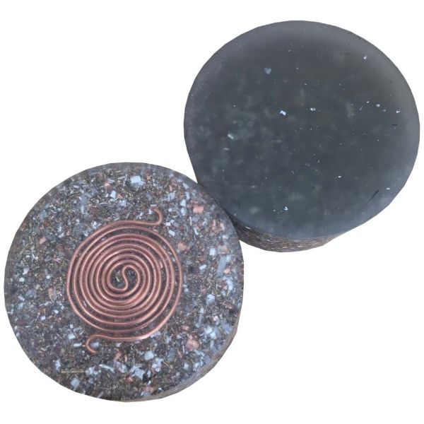 Orgonite Tower Buster Large containing SBB Coil