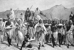 Arab Slave Trade – The Muslim Times