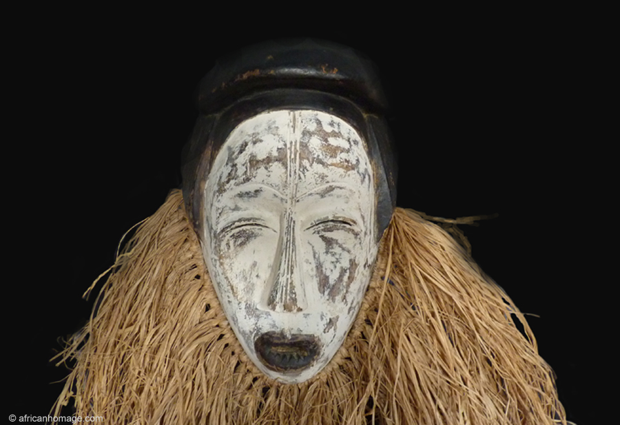 Fang Cap Mask , collection, African Homage
