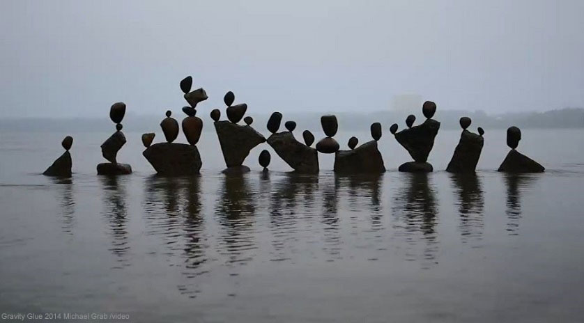 """Stone Balance"" by Michael Grab"