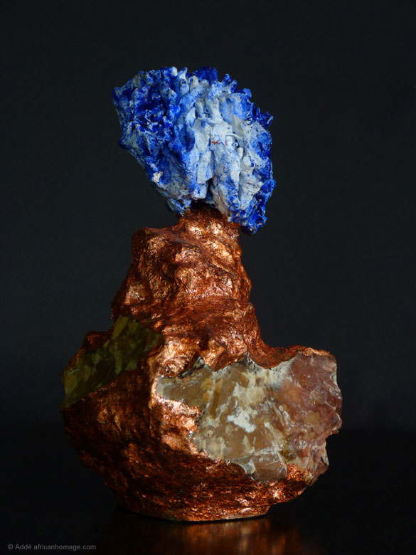 sculpture, addé, contemporary, mixed media