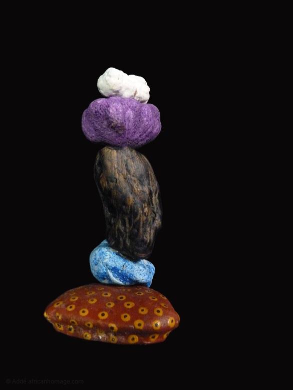 10 - Purple Haze, sculpture, Addé