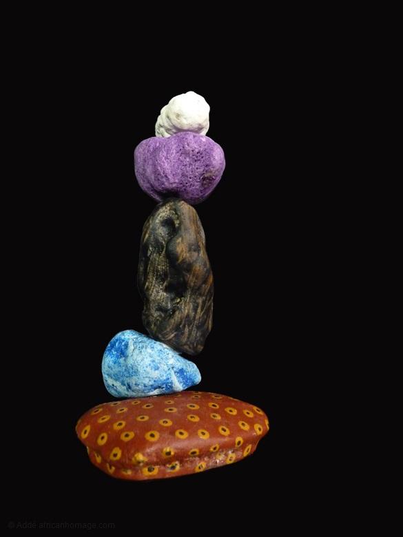 8 - Purple Haze, sculpture, Addé