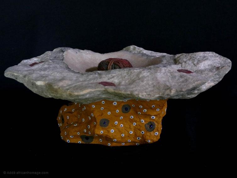 Votive offering, sculpture, Addé, African Homage