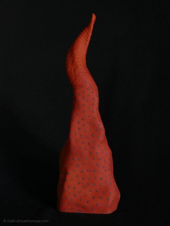 Keren, sculpture, Addé, African Homage