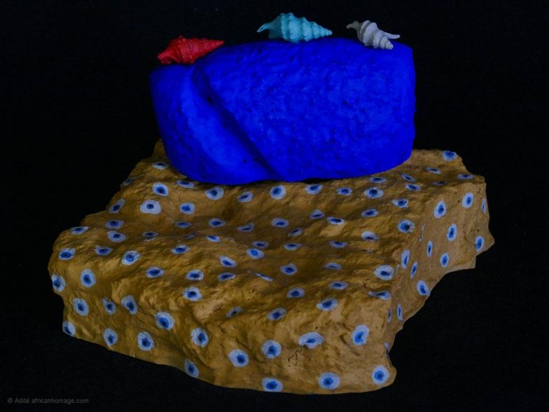 Mermaid bread, Addé, African Homage