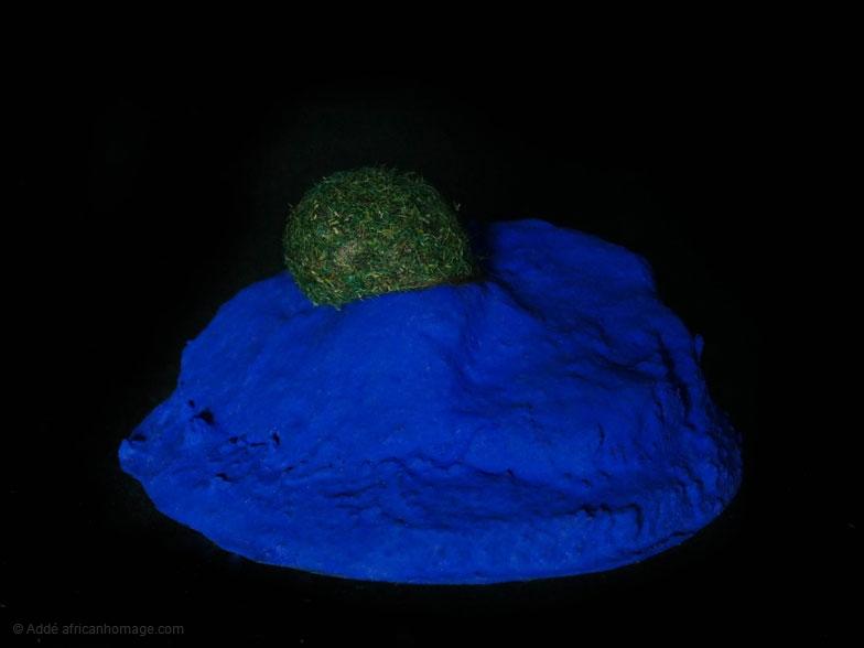 The Goblin snail, sculpture, Addé