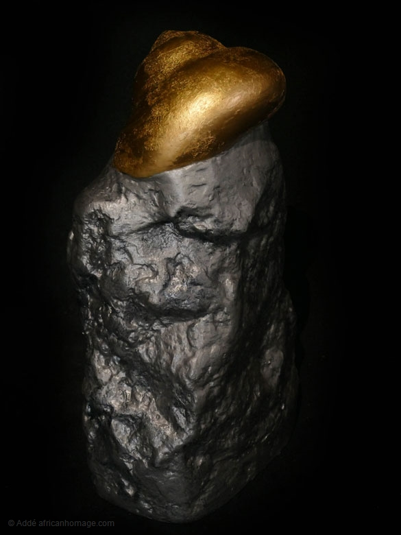 sculpture 3, the king of snails