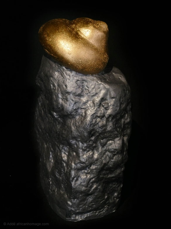 sculpture 5, the king of snails