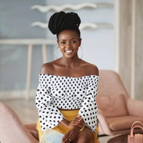 Sheila Ndinda is one of the best vloggers in kenya