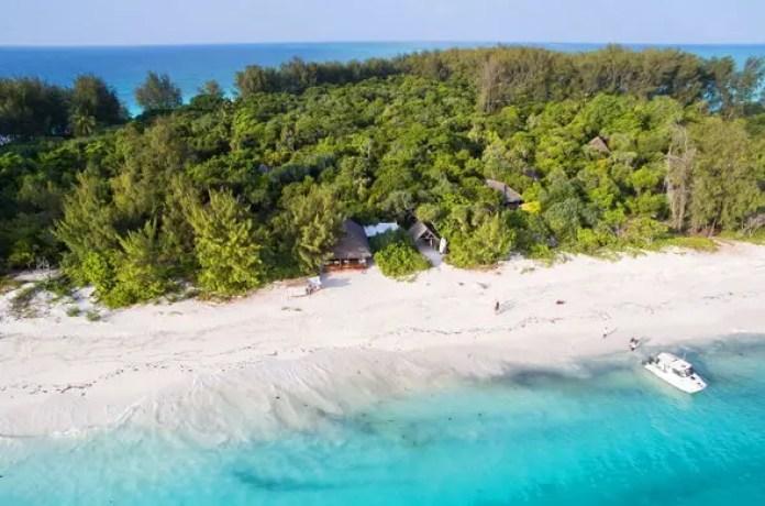 Zanzibar Island, Coast of Tanzania