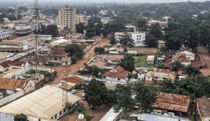 The Central African Republic is one of the poorest countries in Africa