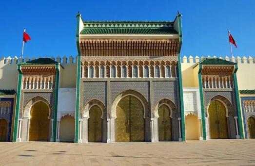 Fes El Bali in Morocco