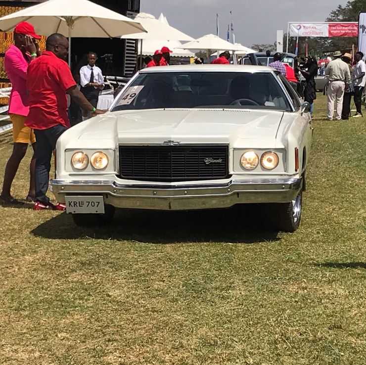 Concours d'Elegance Kenya 2019