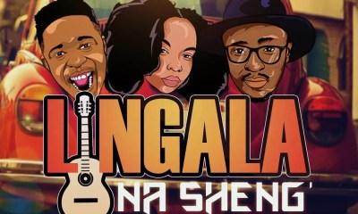 Rico Gang Lingala Na Sheng Lyrics