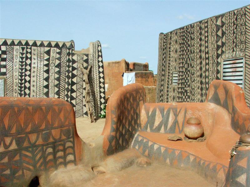 Tiebele - Chiefs Palace