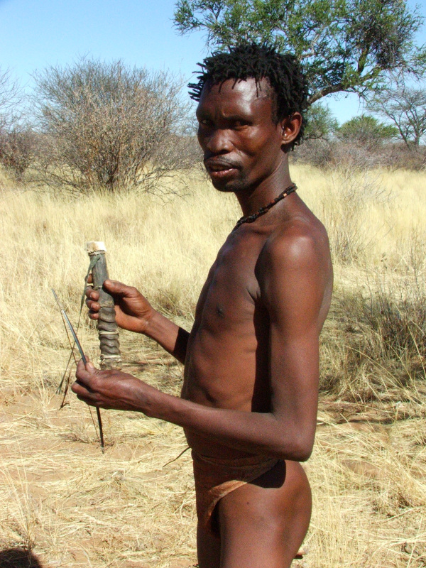 Herman The Bushman