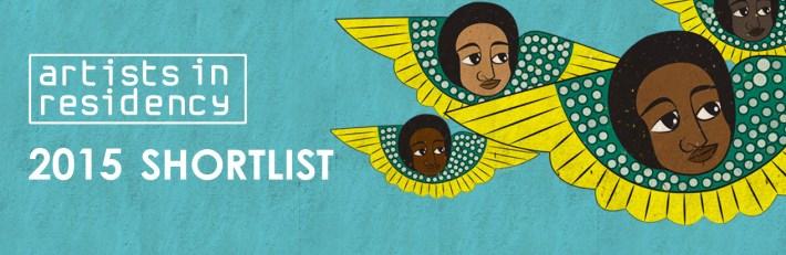 2015 Artists In Residency (AIR) Shortlist