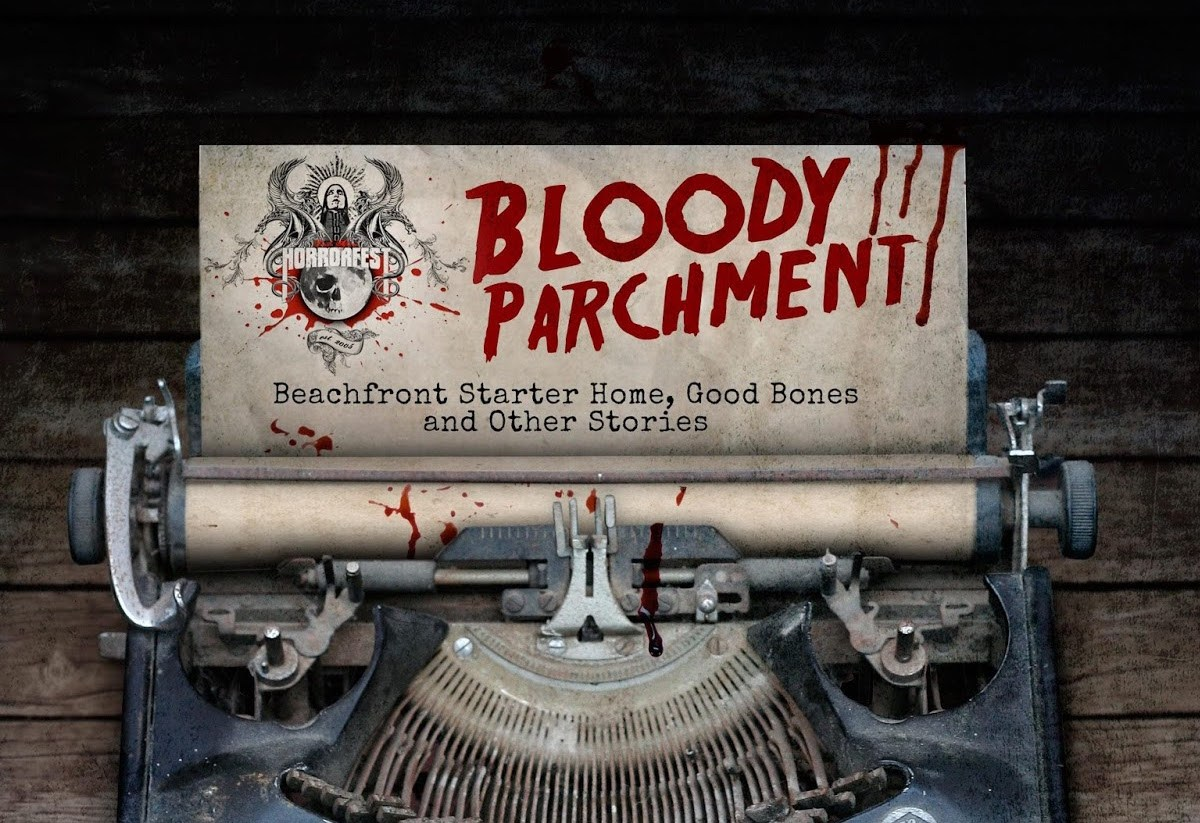 Bloody Parchment short story competition