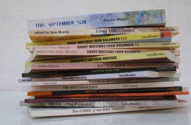 amaBooks short story collections