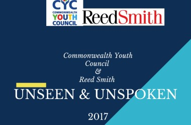 Commonwealth Youth Council: Unseen & Unspoken