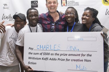 Koffi Addo Writivism Prize for Non-Fiction