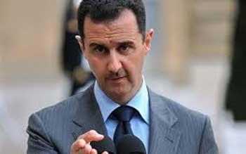 Le président syrien Bachar al Assad a prêté serment mercredi avant d'entamer un nouveau mandat de sept ans
