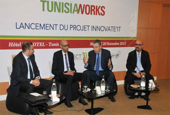 La Confédération des Entreprises Citoyennes de Tunisie (CONECT) a organisé