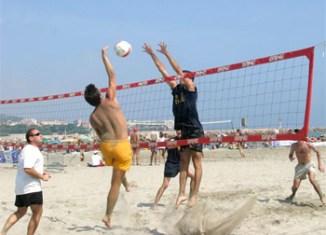 L'équipe de Tunisie de Beach volley (H) composée du duo Chouaieb Belhadj Salah et Arafat Naceur s'est adjugée le titre de champion