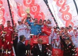 Le Collège Al Fath de Kasserine a remporté la finale de la 5ème édition du Tunisiana Foot Junior by Ooredoo (TFJ)