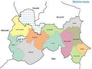 La coordination régionale de salut au gouvernorat de la Mehdia a organisé une marche de protestation