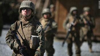 Une cinquantaine d'éléments des forces spéciales américaines