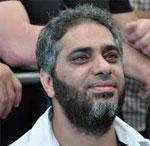 Le chanteur libanais Fadhel Chaker