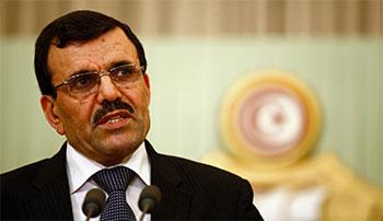 Le dirigeant d'Ennahdha et ancien chef du gouvernement