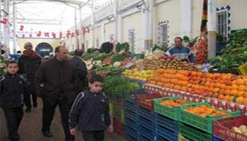 La société tunisienne des marchés du gros a annoncé sa décision d'ouvrir le marché du gros de Bir El Kassaa exceptionnellement dans