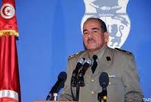 Le Colonel a la retraite de l'Armée Nationale