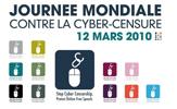 La «Journée mondiale contre la cyber-censure» est célébrée
