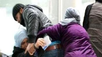 Une mère tunisienne dont le fils était en route pour la Syrie pour rejoindre les rangs de l'opposition armée